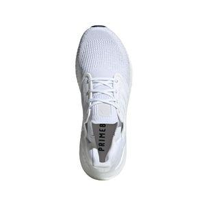 adidas Ultraboost 20 Herren Laufschuhe Running Schuhe weiß – Bild 3