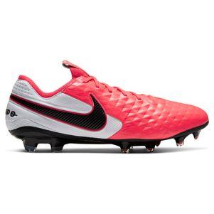 Nike Tiempo Legend 8 Elite FG pink / weiß – Bild 1