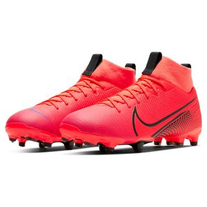 Nike Kinder Mercurial Superfly 7 Academy MG rot – Bild 3