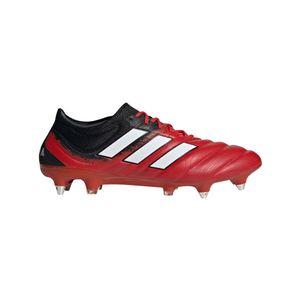 adidas Copa 20.1 SG Fußballschuhe rot / schwarz – Bild 1