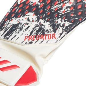 adidas Kinder Predator 20 Manuel Neuer Torwarthandschuhe rot / weiß – Bild 2