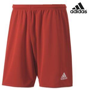 adidas Parma II Short WO rot / weiß ohne Innenslip
