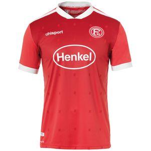 uhlsport Fortuna Düsseldorf F95 Heimtrikot KA 20/21 rot – Bild 1