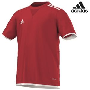 adidas Core11 TRG Jersey Youth Trainingsshirt Kinder rot / schwarz – Bild 2