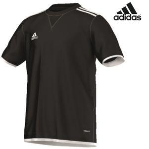 adidas Core11 TRG Jersey Youth Trainingsshirt Kinder rot / schwarz – Bild 3