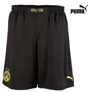 Puma BVB Dortmund Kids Home Short Hose Kinder 2013 / 2014 schwarz