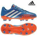 adidas Predator Absolado LZ TRX FG J Kinder Kids blau / orange / weiß