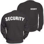 Männer Pullover Security 4