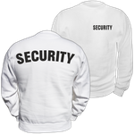 Männer Pullover Security 6