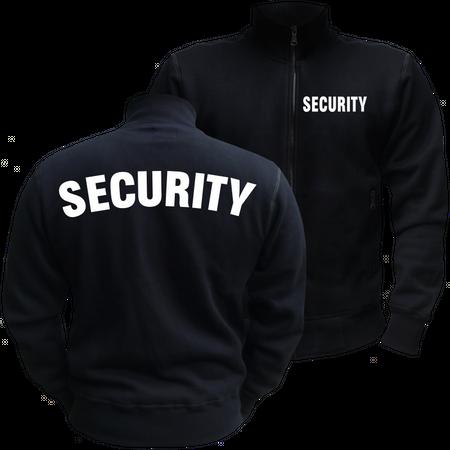 Männer Freizeitjacke Security