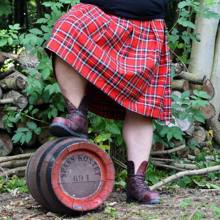 Spaß Kostet Schottenrock Kilt