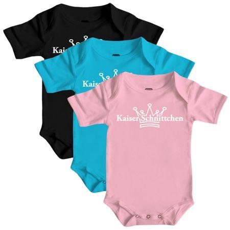Baby Body Strampler kurz Kaiserschnittchen