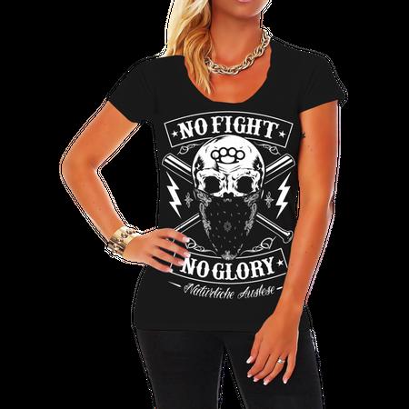 Frauen Shirt Natürliche Auslese