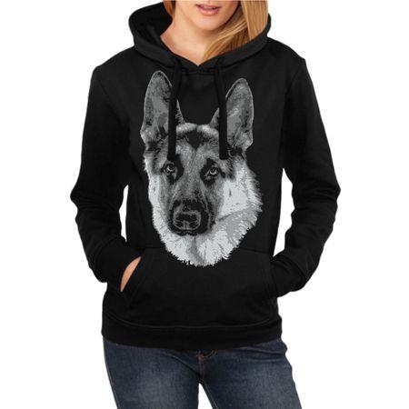 Frauen Kapu Deutscher Schäferhund BOSS