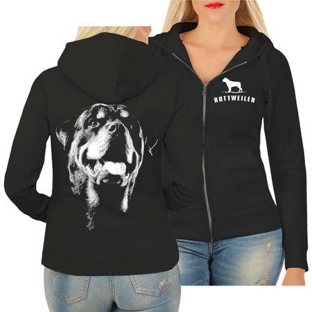Frauen Kapujacke Rottweiler BOSS