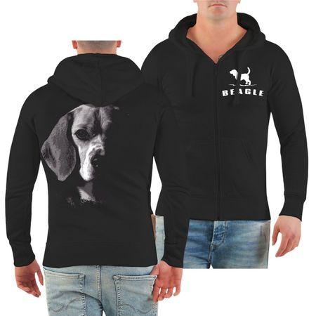 Männer Kapuzenjacke Beagle BOSS