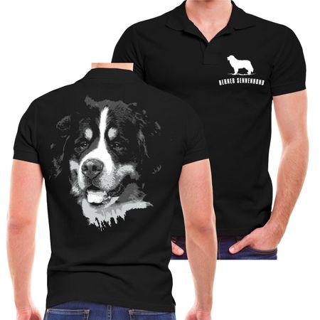 Männer POLO Berner Sennenhund BOSS