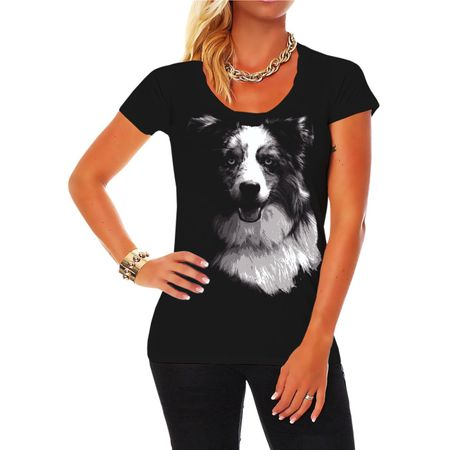 Frauen Shirt Australian Shepherd BOSS (neu)