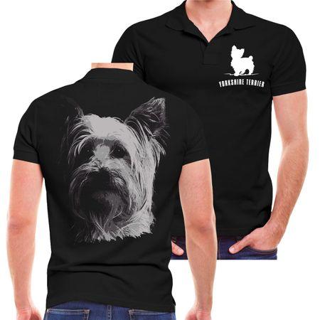 Männer POLO Yorkshire Terrier