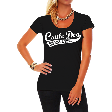 Frauen Shirt Australian Cattle Dog BOSS (neu)