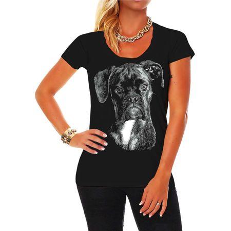 Frauen Shirt Deutscher Boxer BOSS (neu)