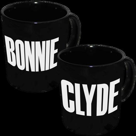 Tasse Bonnie & Clyde