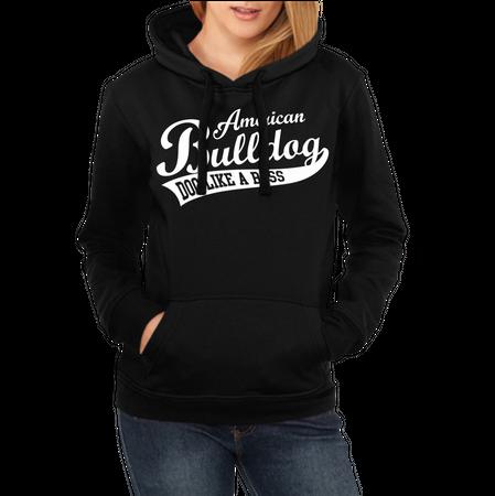 Frauen Kapu American Bulldog BOSS (neu)