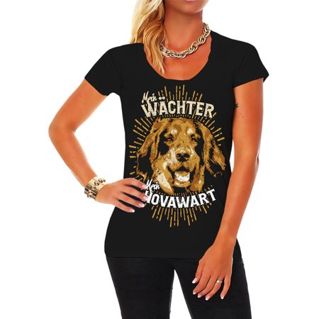 Frauen Shirt Hovawart - Mein Wächter