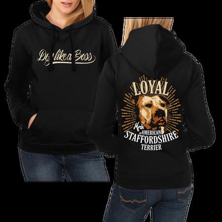 Frauen Kapu American Staffordshire Terrier - Loyal