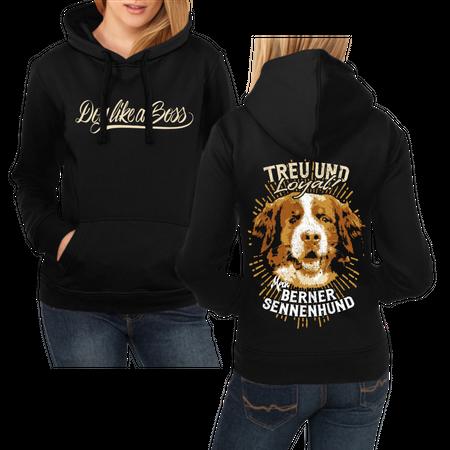 Frauen Kapu Berner Sennenhund - Treu und Loyal