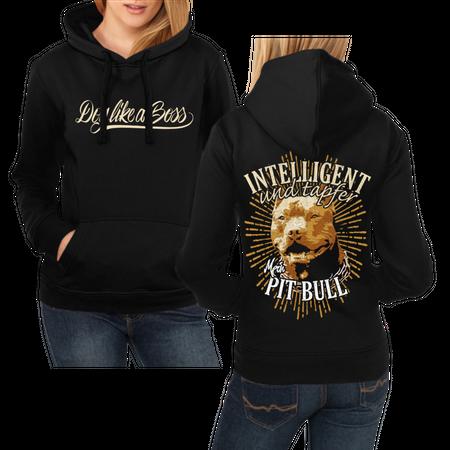 Frauen Kapu Pit Bull - Intelligent und Tapfer