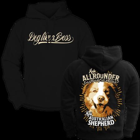 Männer Kapu Australian Shepherd - Allrounder Instinkt ist alles