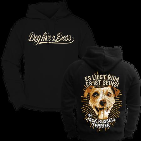 Männer Kapu Jack Russell Terrier - es liegt rum, es ist seins