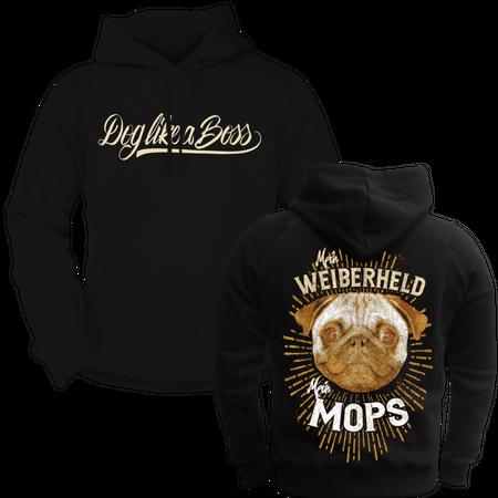Männer Kapu Mops - Weiberheld