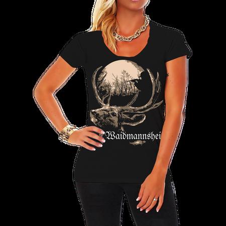 Frauen Shirt Waidmannsheil