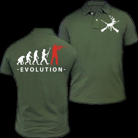 Männer POLO Evolution Jäger