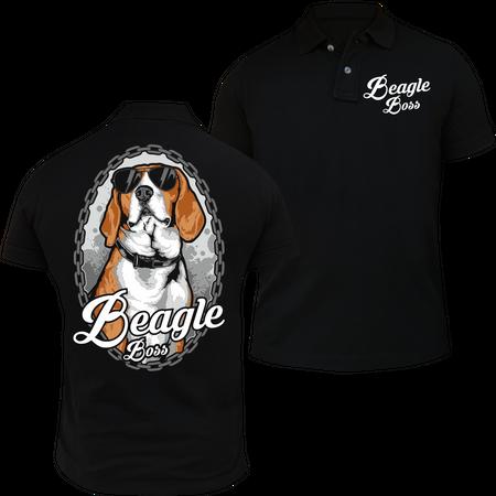 Männer POLO Beagle SOMMER