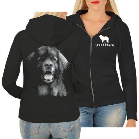 Frauen Kapujacke Leonberger BOSS