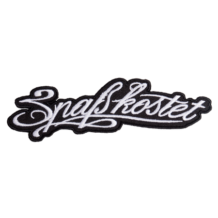 Bügel Aufnäher Spaß Kostet Logo