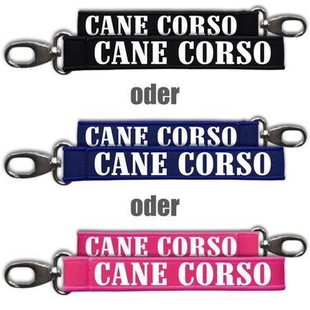 Neopren Schlüsselanhänger Cane Corso