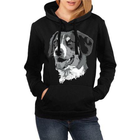 Frauen Kapu Großer Schweizer Sennenhund BOSS