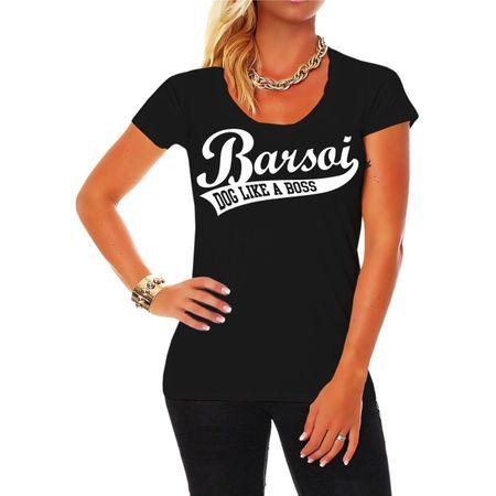 Frauen Shirt Barsoi