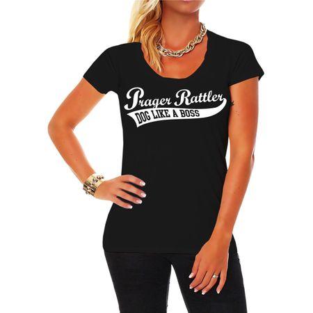Frauen Shirt Prager Rattler BOSS