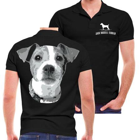 Männer POLO Jack Russell Terrier