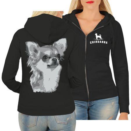 Frauen Kapujacke Chihuahua BOSS