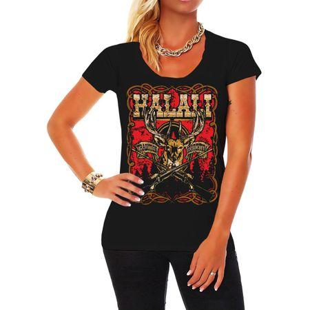 Frauen Shirt HALALI Tradition & Brauchtum