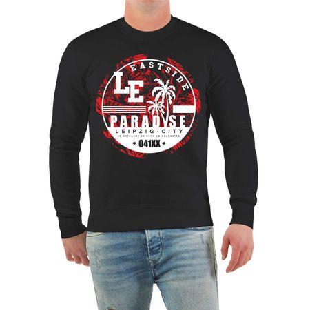 Männer Sweatshirt L.E. Leipzig