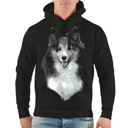 Männer Kapu Shetland Sheepdog Sheltie BOSS
