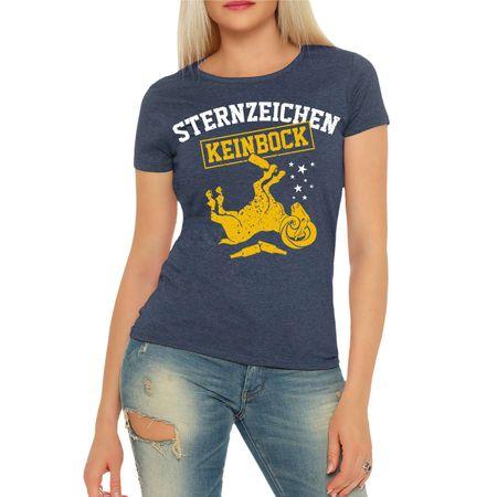 Frauen Shirt Sternzeichen KEINBOCK