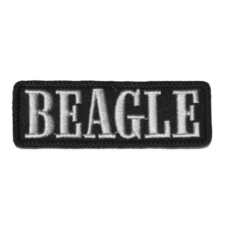Wechselbarer Patch Beagle